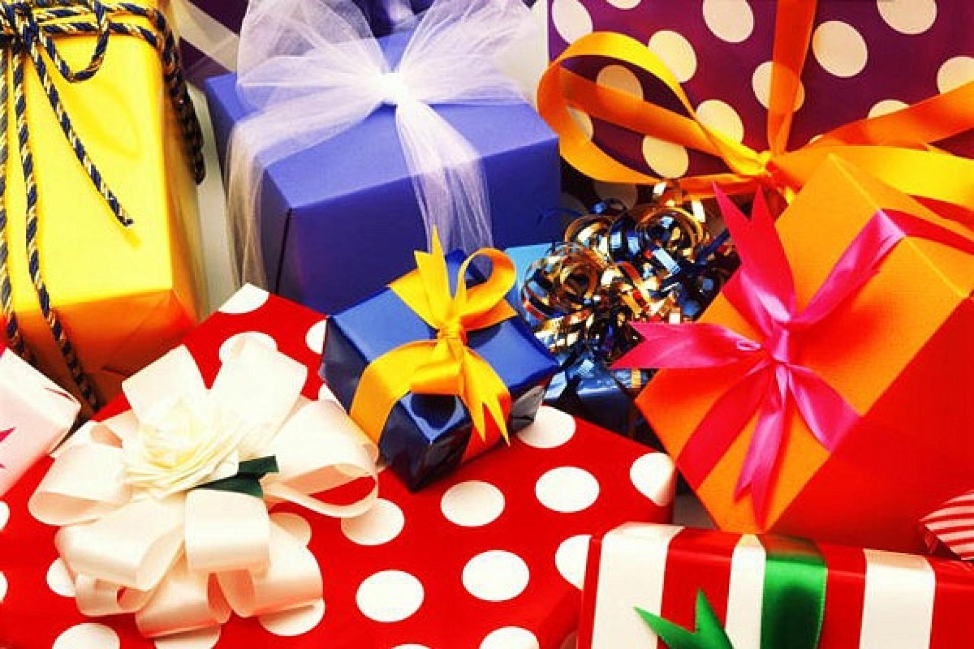 Поздравления и подарки на день рождения и праздники